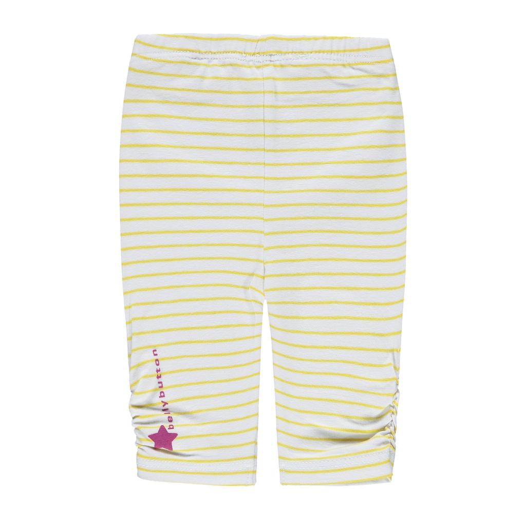 Bellybutton Leggings »striped«, Jersey