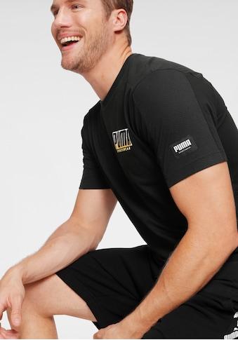 PUMA Trainingsshirt »ATHLETICS Advanced Tee« kaufen