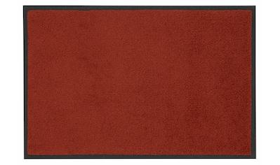 wash+dry by Kleen-Tex Fußmatte »Original Uni«, rechteckig, 7 mm Höhe, In- und Outdoor... kaufen