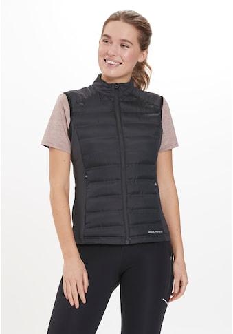 ENDURANCE Softshellweste »REITTA W Hybrid Vest«, mit wärmenden Stepp-Einsätzen kaufen