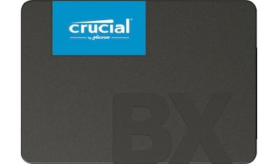 Crucial »BX500 SSD 480GB, CT480BX500SSD1« SSD - Festplatte 2,5 '' kaufen