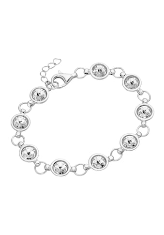 Smart Jewel Armband »Swarovski Steine, Silber 925« kaufen