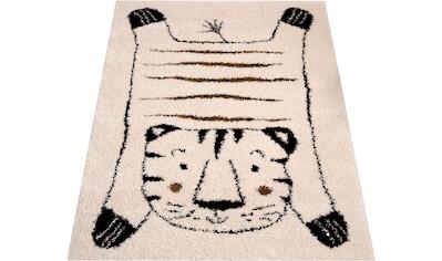 Kinderteppich, »Tiger Baxley«, Zala Living, rechteckig, Höhe 35 mm, maschinell gewebt kaufen