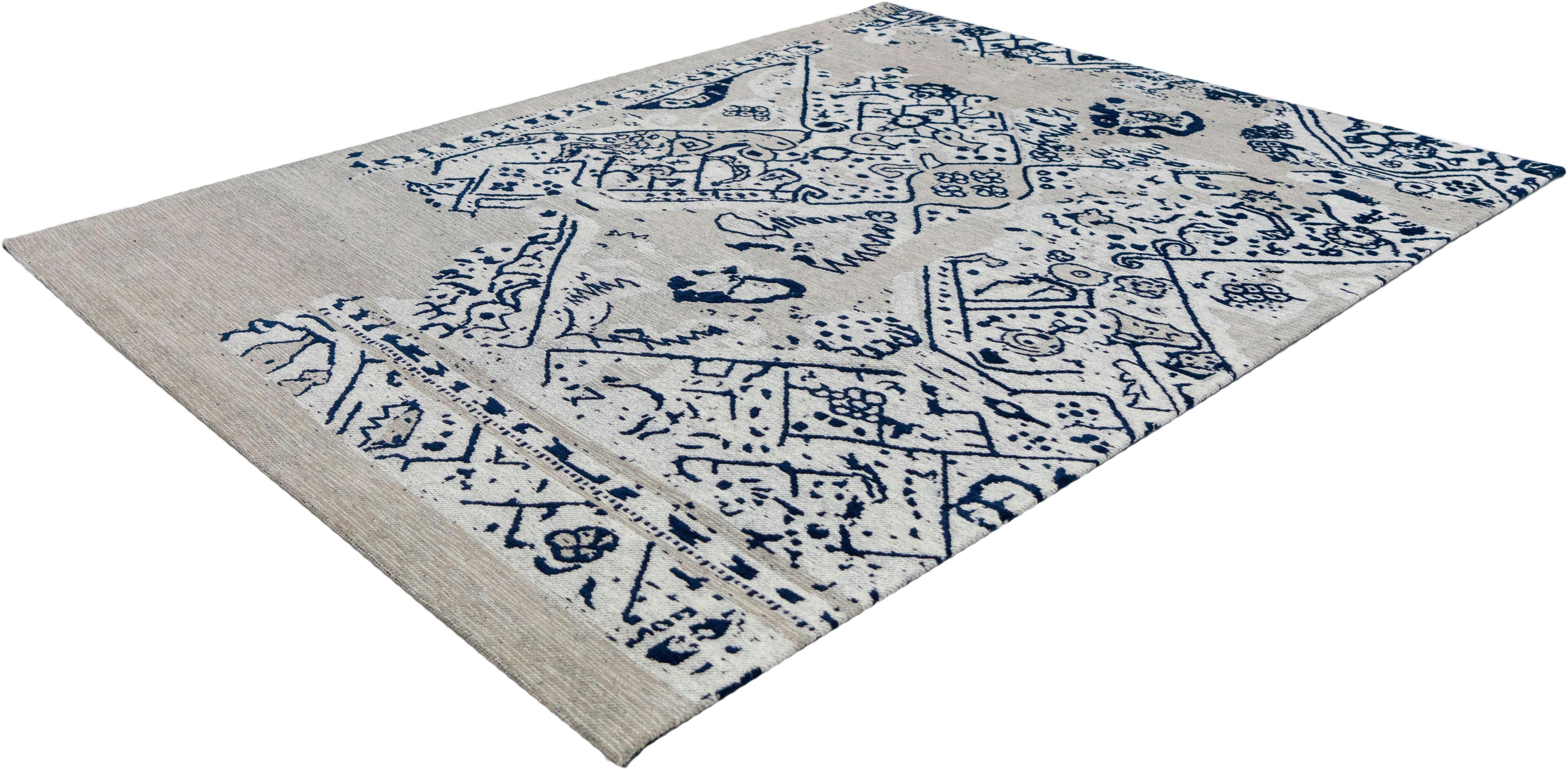 Teppich Julian Home affaire rechteckig Höhe 10 mm handgewebt