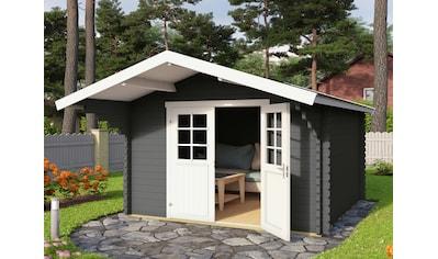 OUTDOOR LIFE PRODUCTS Gartenhaus »Viljandi 484«, BxT: 320x445 cm kaufen