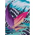 Venice Beach Triangel-Bikini-Top »Jane«, mit modernem Print