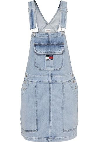 Tommy Jeans Latzkleid »CARGO DUNGAREE DRESS TJLLBC«, mit verstellbaren Trägern & Tommy... kaufen