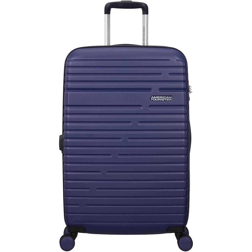 American Tourister® Hartschalen-Trolley »Aero Racer, 68 cm, nocturne blue«, 4 Rollen
