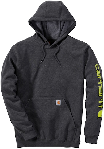 CARHARTT Sweatshirt »SLEEVE«, Herren - Hoodie mit Loose Fit kaufen