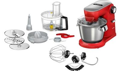 BOSCH Küchenmaschine OptiMUM MUM9A66R00, 1600 Watt, Schüssel 5,5 Liter kaufen