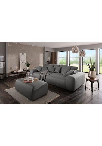 Home affaire Big-Sofa »Sundance Luxus«, mit besonders hochwertiger Polsterung für bis... kaufen