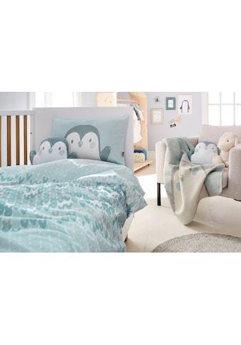 Babydecke »Pinguin«, s.Oliver Junior kaufen