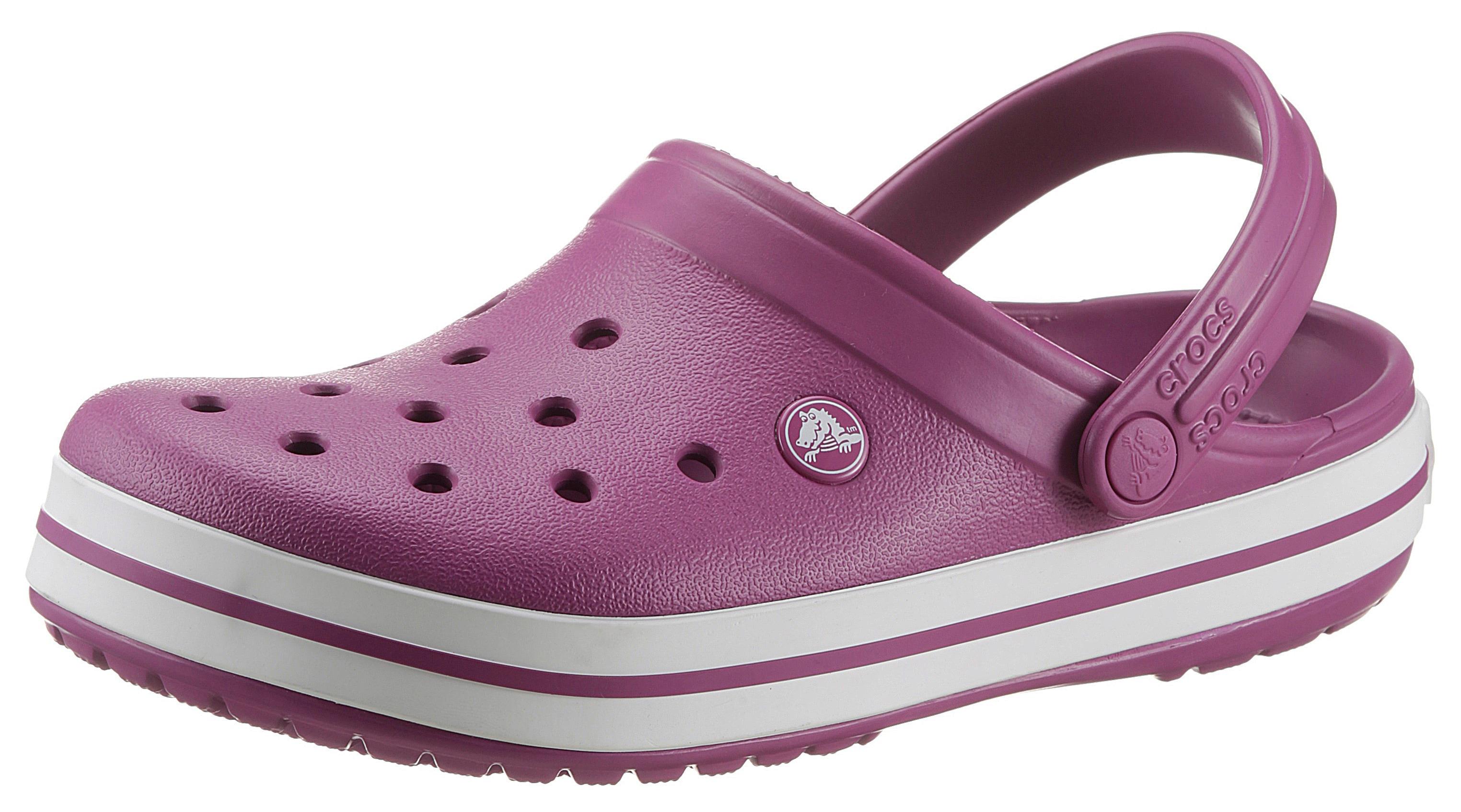 crocs -  Clog Crocband Clog, mit zweifarbiger Laufsohle