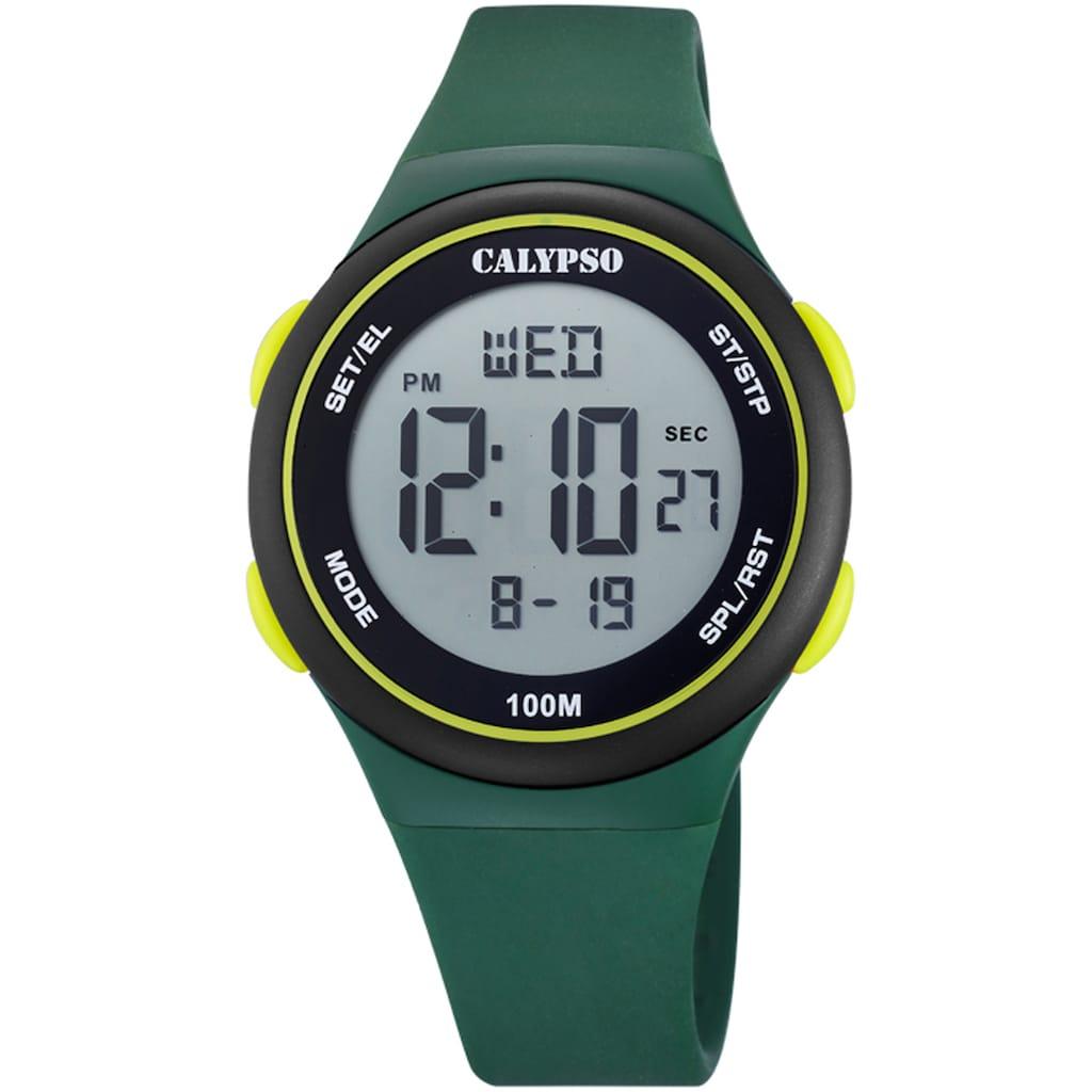 CALYPSO WATCHES Digitaluhr »Color Splash, K5804/1«
