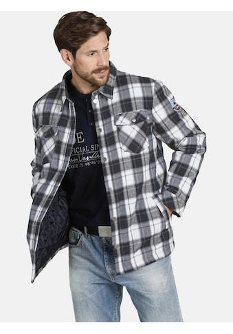 Jan Vanderstorm Outdoorhemd »LEIVE« kaufen