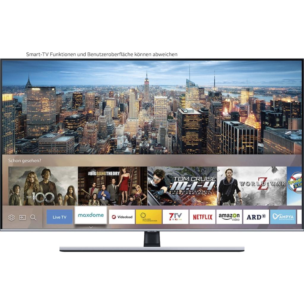 "Samsung QLED-Fernseher »GQ65Q75TGT«, 163 cm/65 "", 4K Ultra HD, Smart-TV"