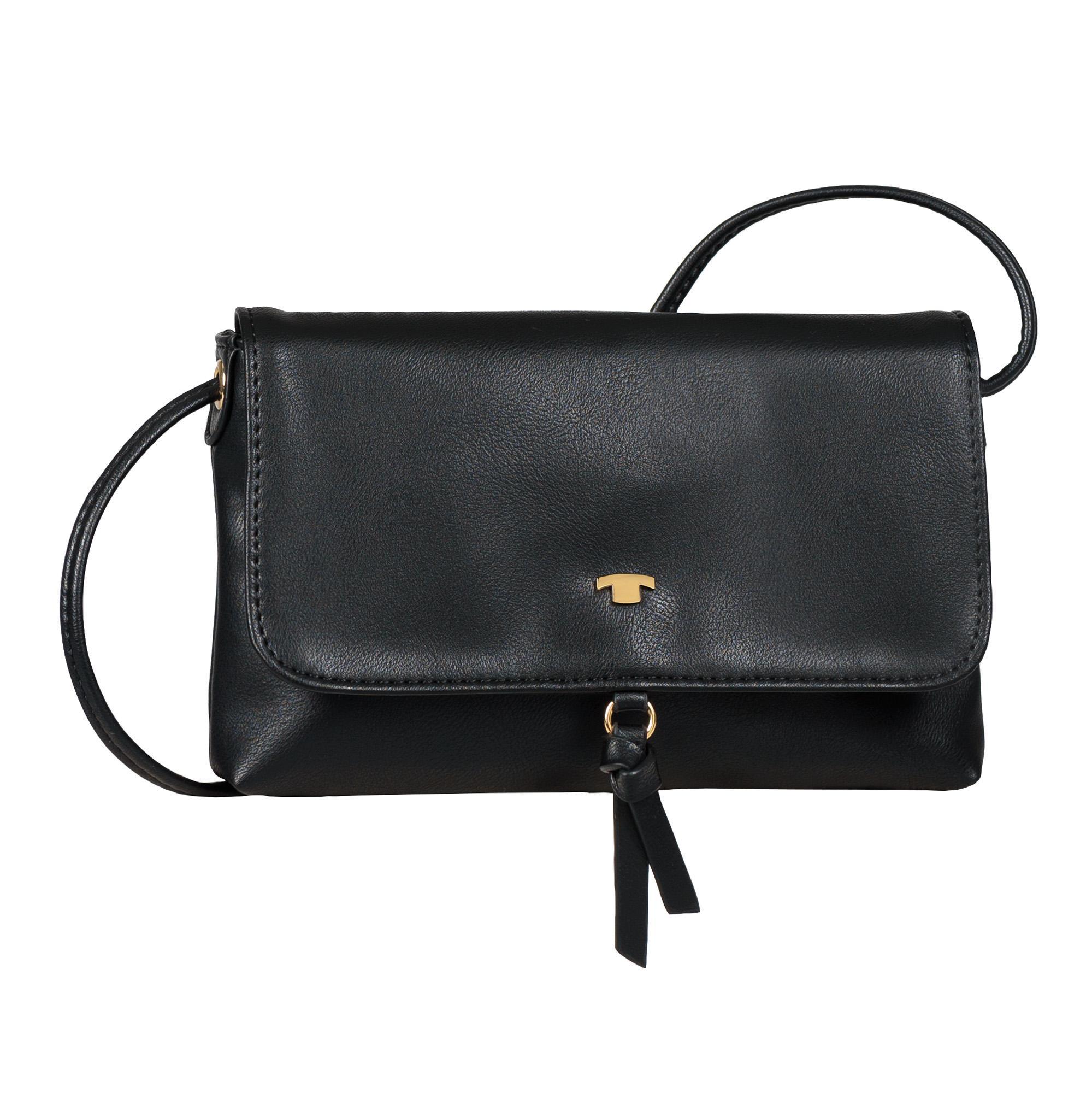 TOM TAILOR Mini Bag Luna Fall | Taschen > Handtaschen > Abendtaschen | Schwarz