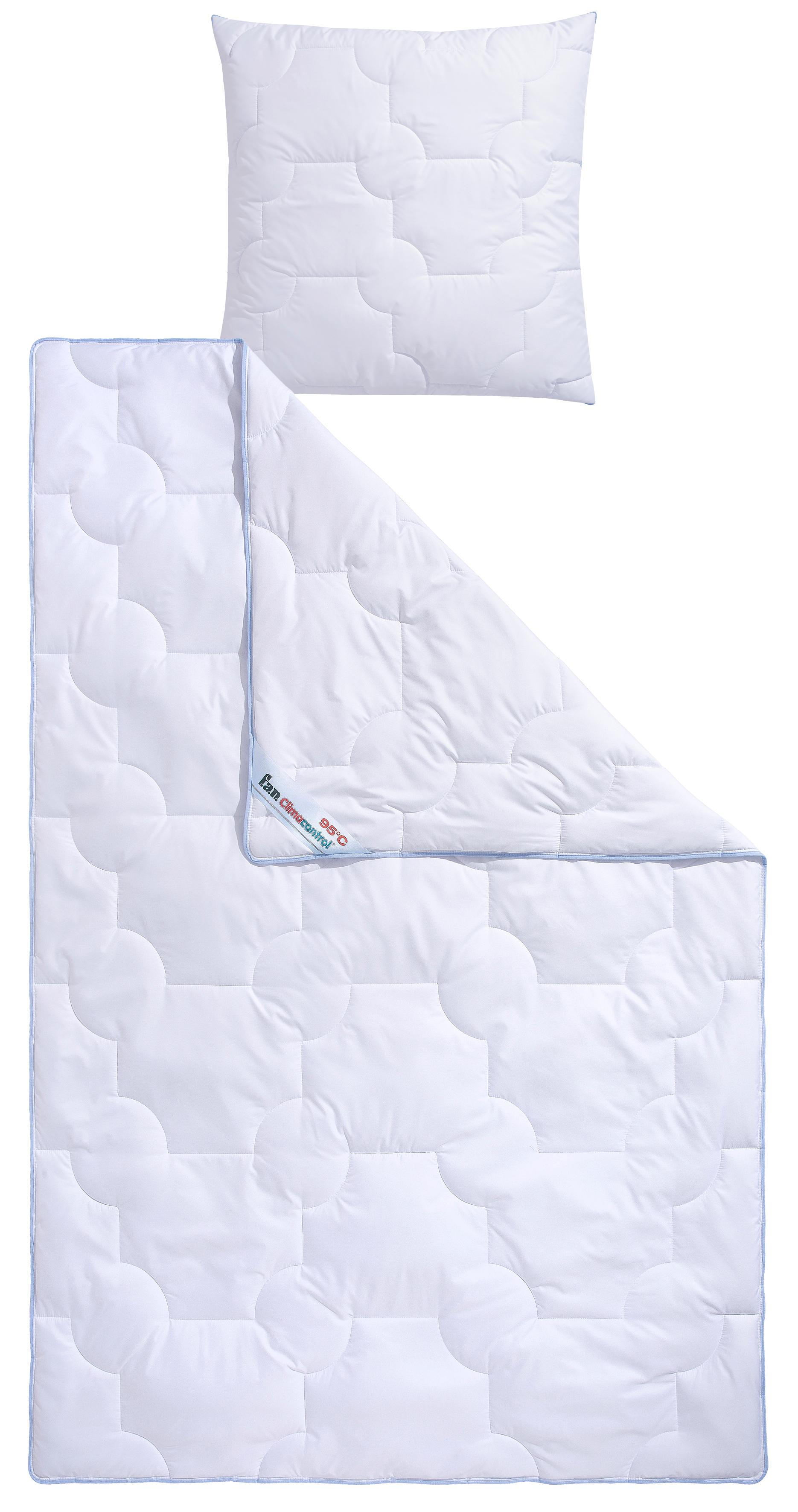 Microfaserbettdecken Kunstfaserkissen Climacontrol F A N Frankenstolz Normal Kaufen Baur