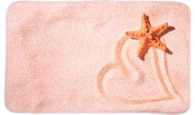Sanilo Badematte »Sandy«, Höhe 15 mm, schnell trocknend, Memory Schaum kaufen