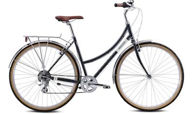 BREEZER Bikes Trekkingrad »DOWNTOWN EX ST«, 8 Gang, Shimano, Altus Schaltwerk, Kettenschaltung kaufen