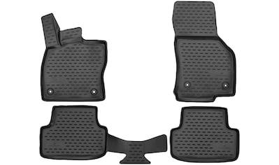 WALSER Passform-Fußmatten »XTR«, (4 St.), für Ford Ecosport, 2. Generation Bj 09/2011... kaufen