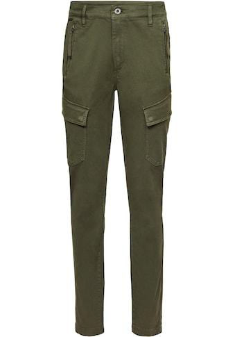 G-Star RAW Cargohose »Blossite G-Shape Army High Skinny Hose«, mit aufgesetzten Pattentaschen m. Druckknopf am Oberschenkel kaufen