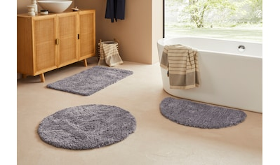 LeGer Home by Lena Gercke Badematte »Narami«, Höhe 30 mm, rutschhemmend beschichtet,... kaufen