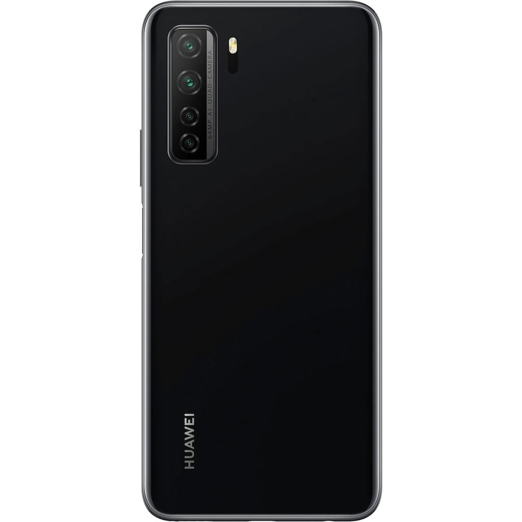 """Huawei Smartphone »P40 lite 5G«, (16,51 cm/6,5 """" 128 GB Speicherplatz, 64 MP Kamera), 3 Jahre Garantie"""