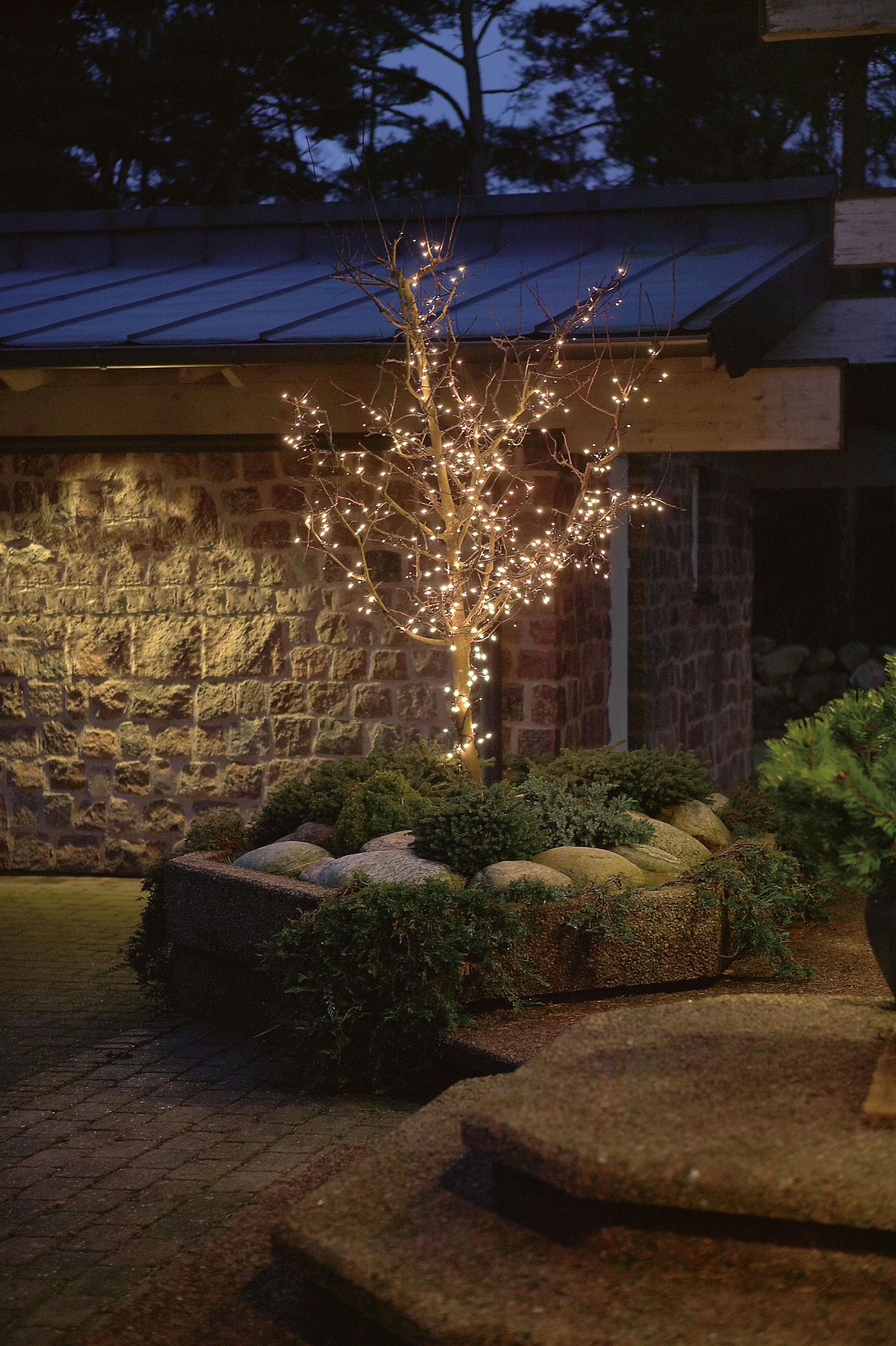 KONSTSMIDE LED Dekolicht, Warmweiß, Microlight Lichterkette günstig online kaufen