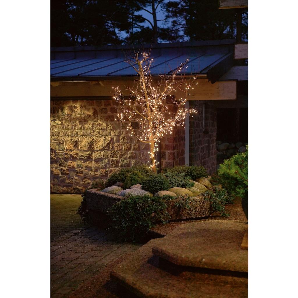KONSTSMIDE LED Dekolicht, Warmweiß, Microlight Lichterkette