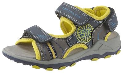 TOM TAILOR Sandale, mit drei Klettverschlüssen kaufen