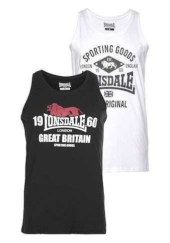 Lonsdale Tanktop (Packung, 2er - Pack) kaufen