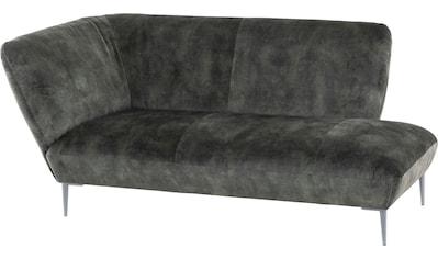 Villeroy & Boch Chaiselongue »ELLA«, Füße Silber matt kaufen