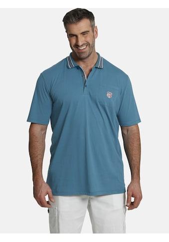 Charles Colby Poloshirt »EARL ORIN«, reine Baumwolle, Comfort Fit kaufen
