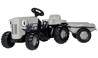 Rolly Toys Tretfahrzeug »Little Grey Fergie«, Traktor mit Trailer kaufen