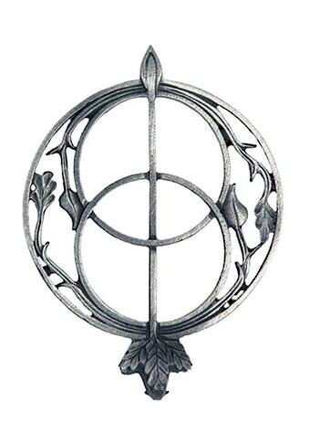 Adelia´s Amulett »Symbole der Alten Welten«, Chalice-Brunnen - Intuition und... kaufen