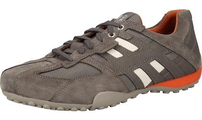 Geox Sneaker »Veloursleder/Mesh« kaufen