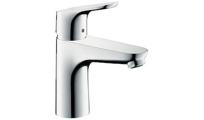 HANSGROHE Waschtisch - Einhebelmischer »Focus 100«, ComfortZone 100, Wasserhahn kaufen