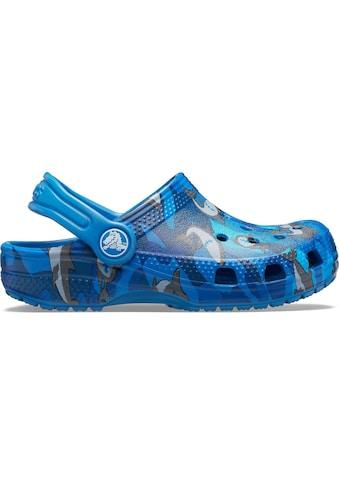 Crocs Clog »Classic Shark Clog« kaufen