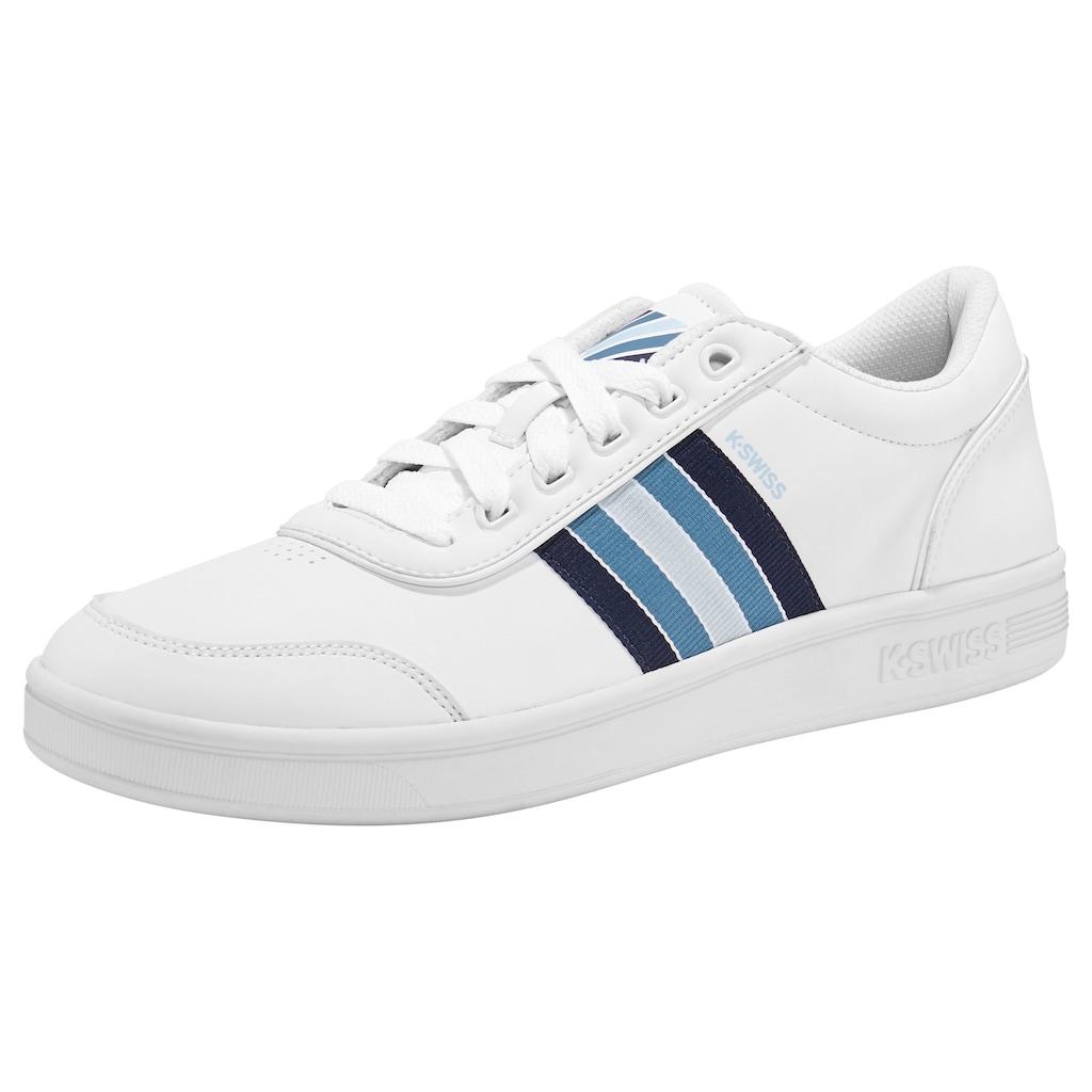 K-Swiss Sneaker »Court Clarkson S«