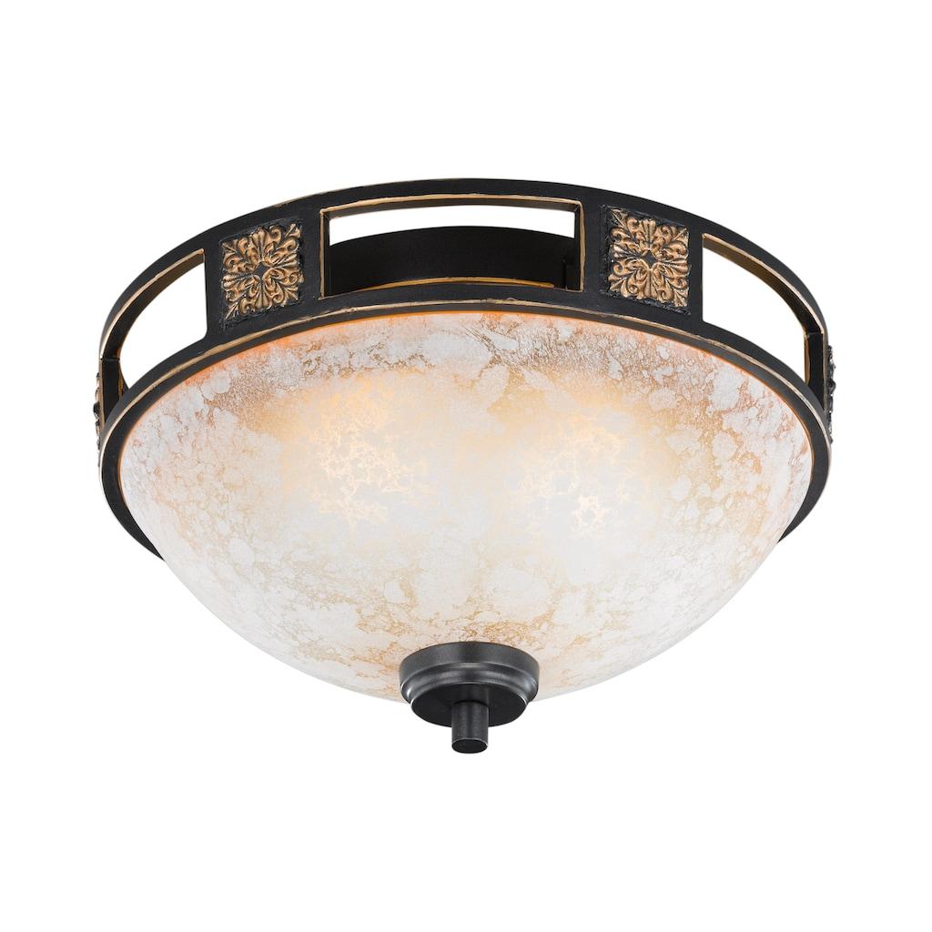 TRIO Leuchten Deckenleuchte »Quinta«, E27, Deckenlampe, Leuchtmittel tauschbar