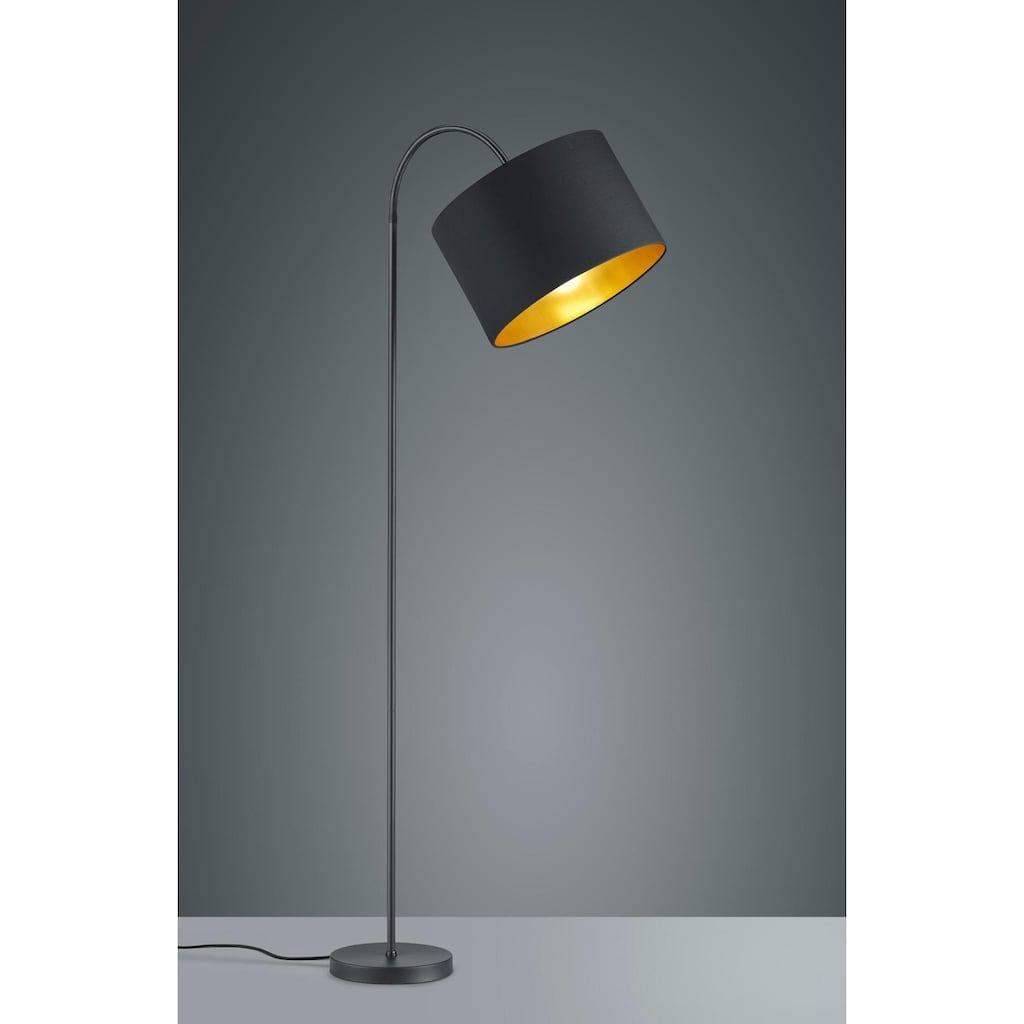 TRIO Leuchten Stehlampe »HOSTEL«, E27, Schirm flexibel einstellbar