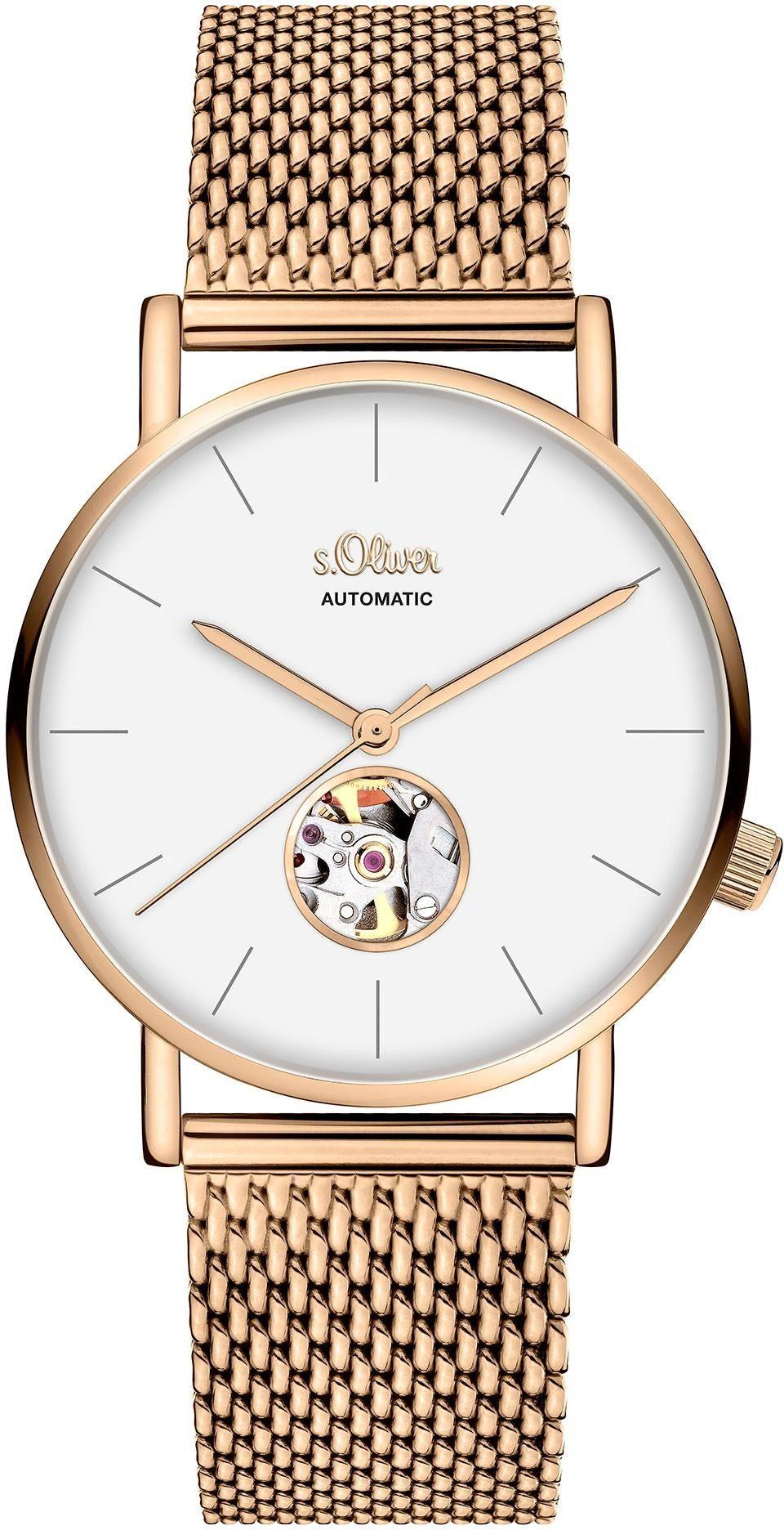 sOliver Automatikuhr SO-3947-MA | Uhren > Automatikuhren | S.Oliver
