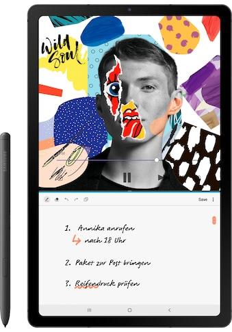 Samsung »Galaxy Tab S6 Lite LTE« Tablet (10,4'', 64 GB, Android) kaufen