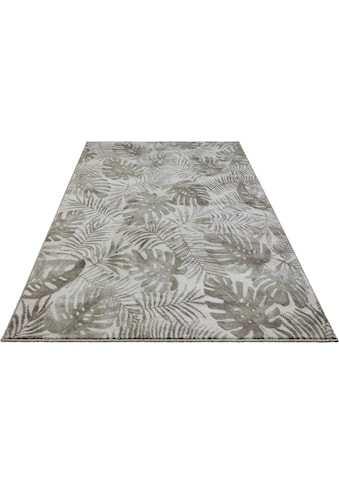 ELLE Decor Teppich »Charante«, rechteckig, 11 mm Höhe, Kurzflor, besonders weich durch Microfaser, Wohnzimmer kaufen