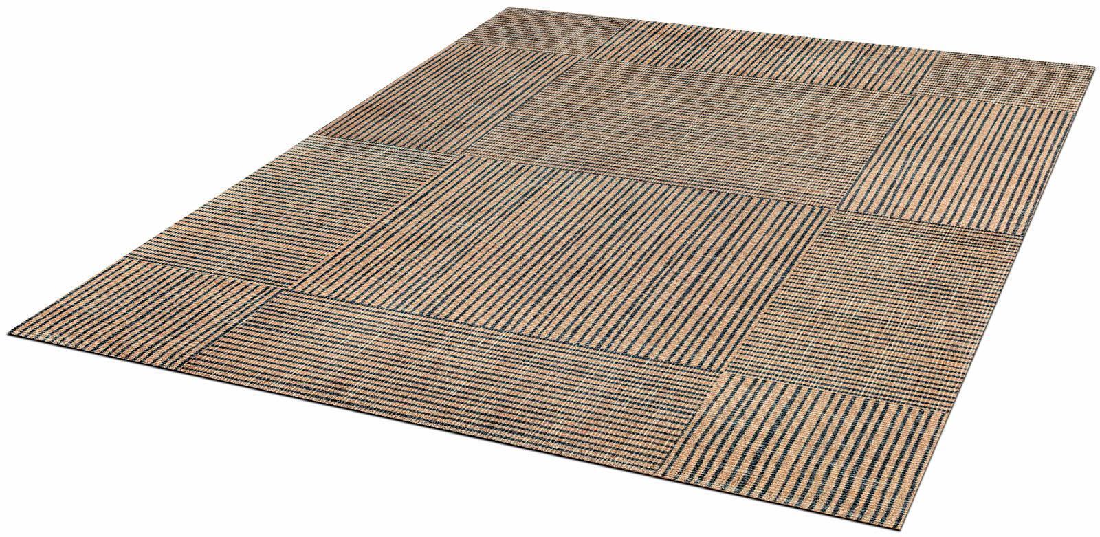 Teppich Canvas wash+dry by Kleen-Tex rechteckig Höhe 9 mm gedruckt
