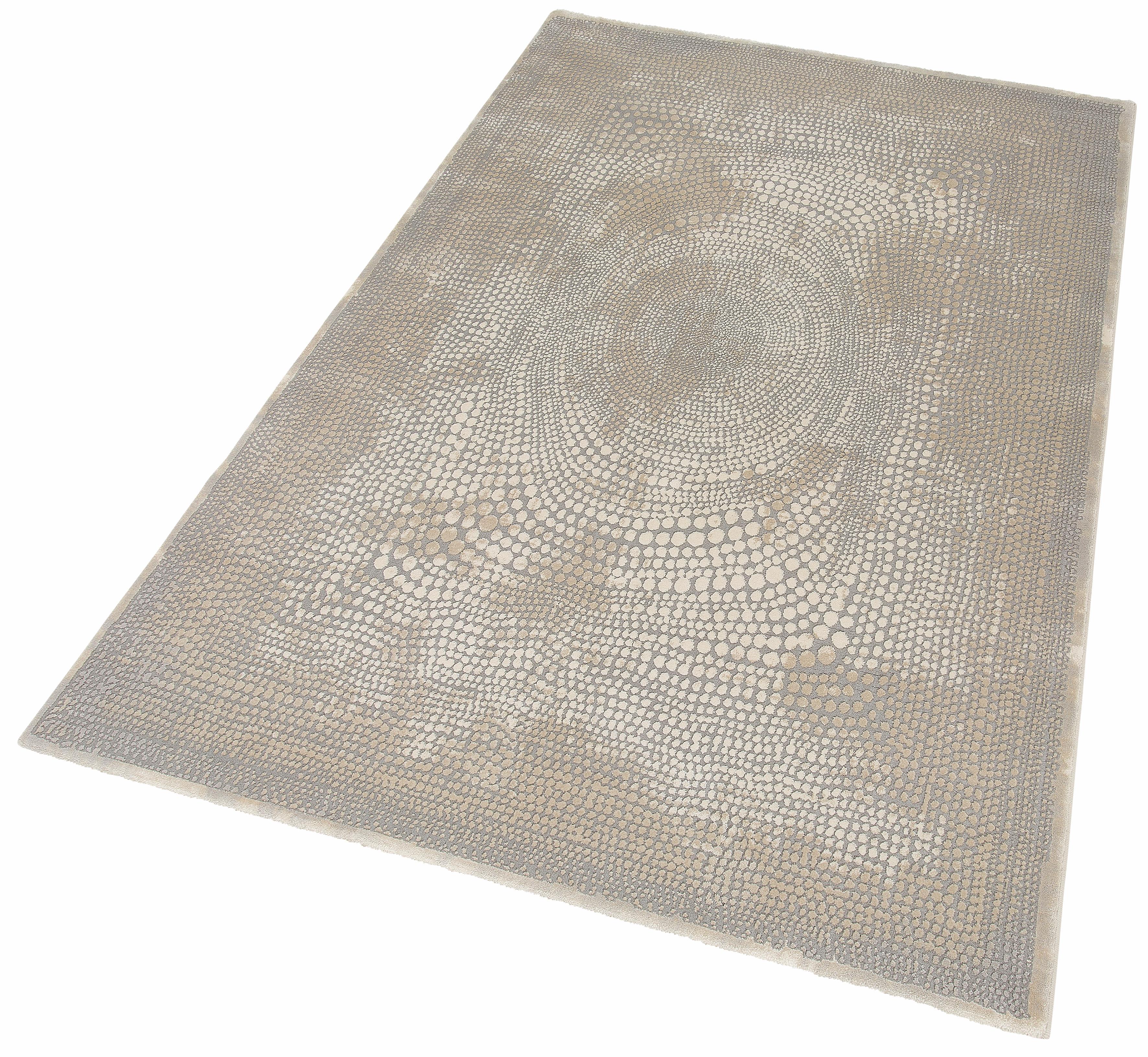 Teppich merinos Asos 17022 Höhe 12 mm gewebt
