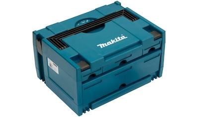 Makita Werkzeugbox »P-84311 MAKSTOR Modell 3.4«, 4 Schubladen, 395x295x215 mm kaufen