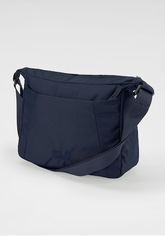 Jack Wolfskin Umhängetasche »VALPARAISO BAG«, praktische Tasche mit viel Platz kaufen
