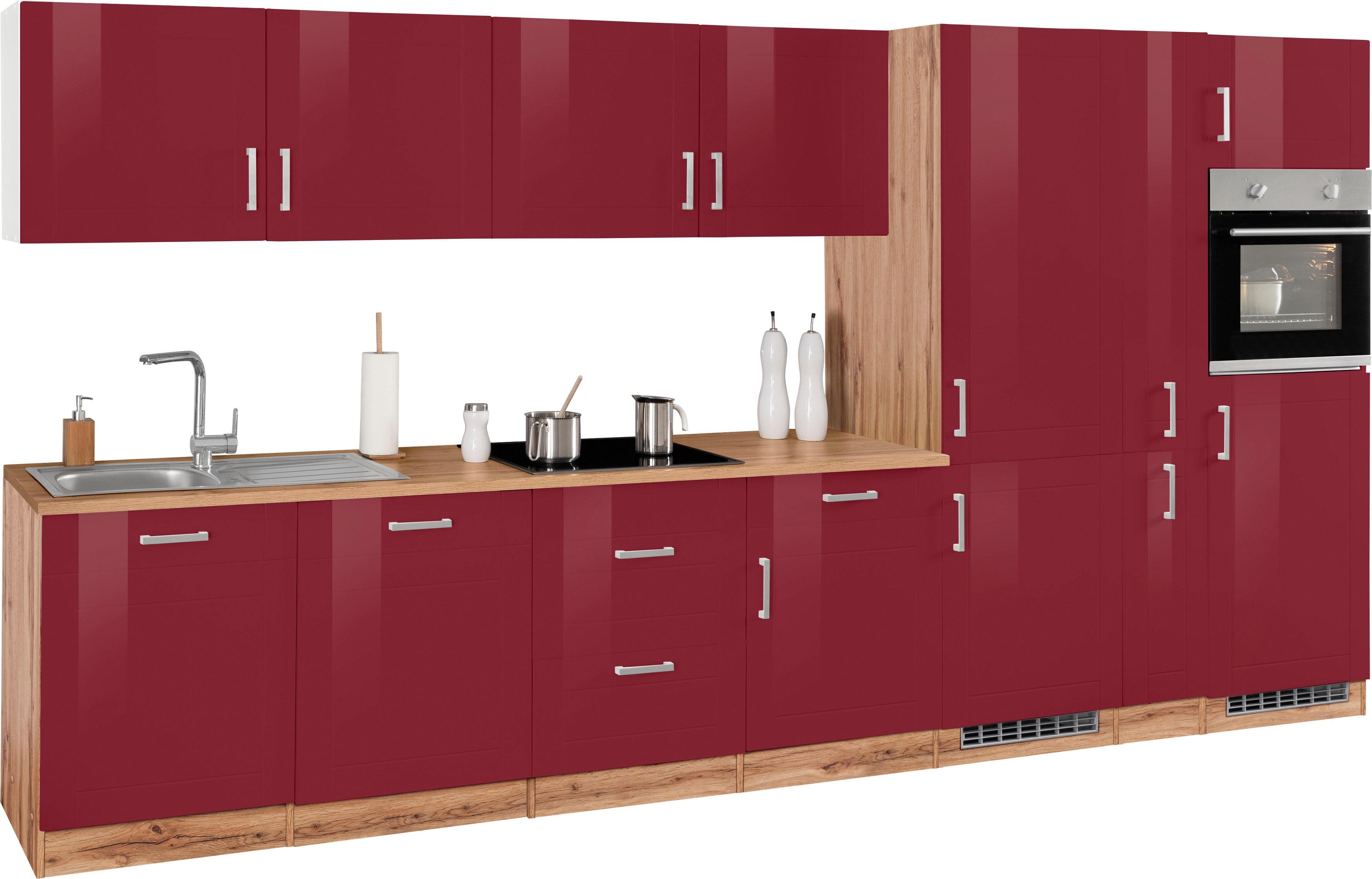 HELD MÖBEL Küchenzeile Tinnum | Küche und Esszimmer > Küchen > Küchenzeilen | Held Möbel